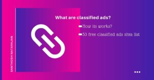 What are classified ads how its works free site list