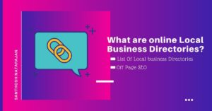 What are online Local Business Directories free list - santhosh natarajan