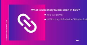 What is Directory Submission linkbuilding offpage seo free site list