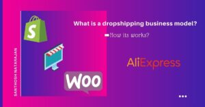What is a dropshipping business model_how does it work