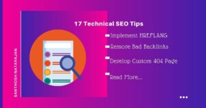 How to do What is Why Technical SEO Tips checklist guide